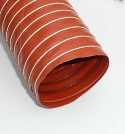 """Picture of 76mm (3"""") Silicone Duct Hose Per Metre"""