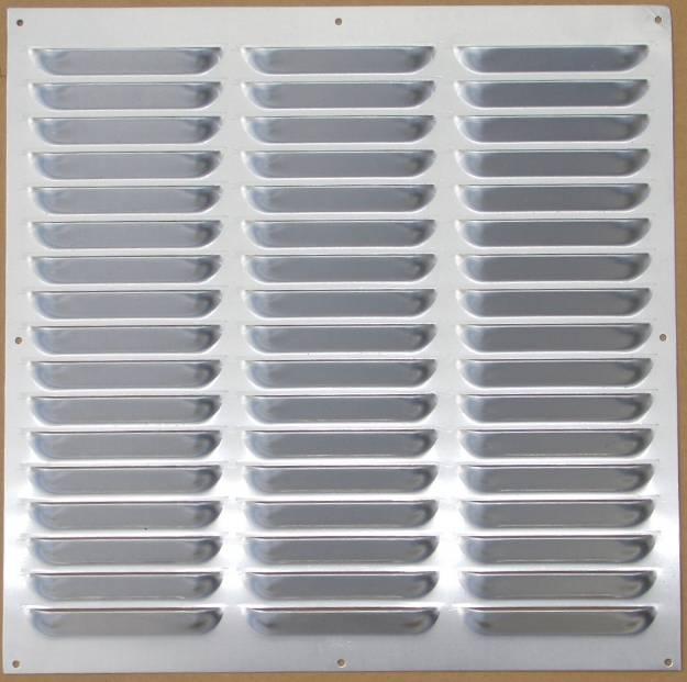 Picture of Aluminium Lüftungsgitter 304 x 304mm