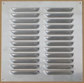 Picture of Aluminium Louvre Panel 240 x 240mm