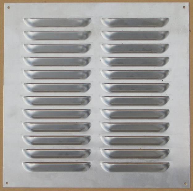 Picture of Aluminium Lüftungsgitter 240 x 240mm