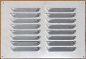 Picture of Aluminium Louvre Panel  240 x 163mm