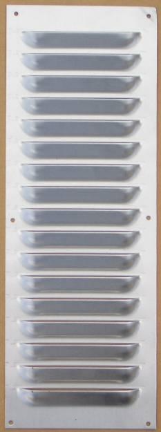 Picture of Aluminium Lüftungsgitter 304 x 108mm