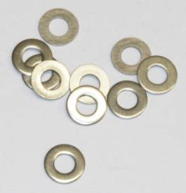 Picture of M4 Plain Washers Pack Of 10