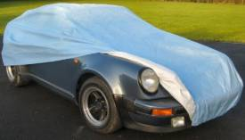 Picture of Large Outdoor Car Cover 4.9m