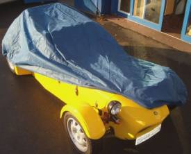 Picture of Large Indoor Car Cover 4.9m