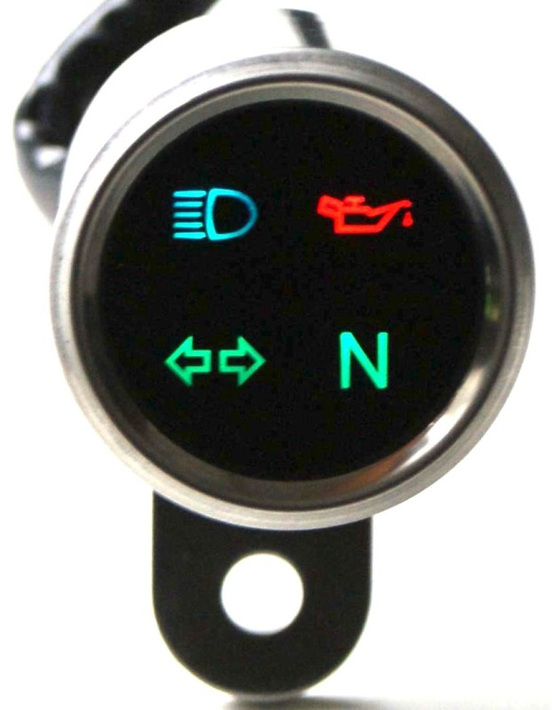 Warning Light Cluster Gauge