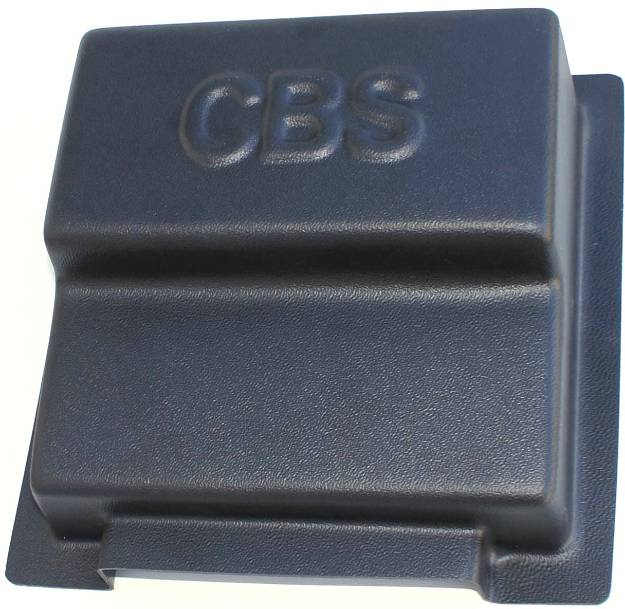 Picture of CBS Wiring Module Cover Black