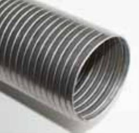 Picture of Stainless Steel Flexible Exhaust Pipe 51mm 1m