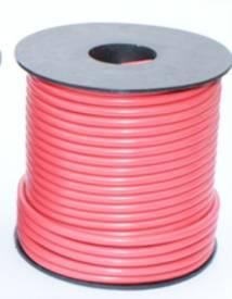 Bild von 60 Ampere Rotes Kabel pro Meter