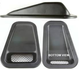 Picture of Steel Vents Pair  233mm