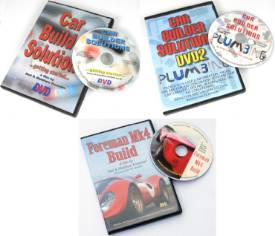 Picture of ALL THREE CBS DVD's