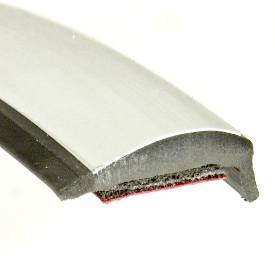 Picture of Wheel Arch Moulding Chrome 18.4 X 7.6mm Per Metre