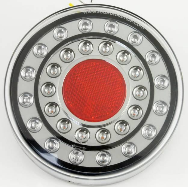 Picture of Bullaugen LED- Nebelschlussleuchte Mit Mittigem Reflektor