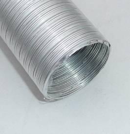 """Bild von 40mm (1 9/16"""") Aluminium-Kabelführung EIN METER"""