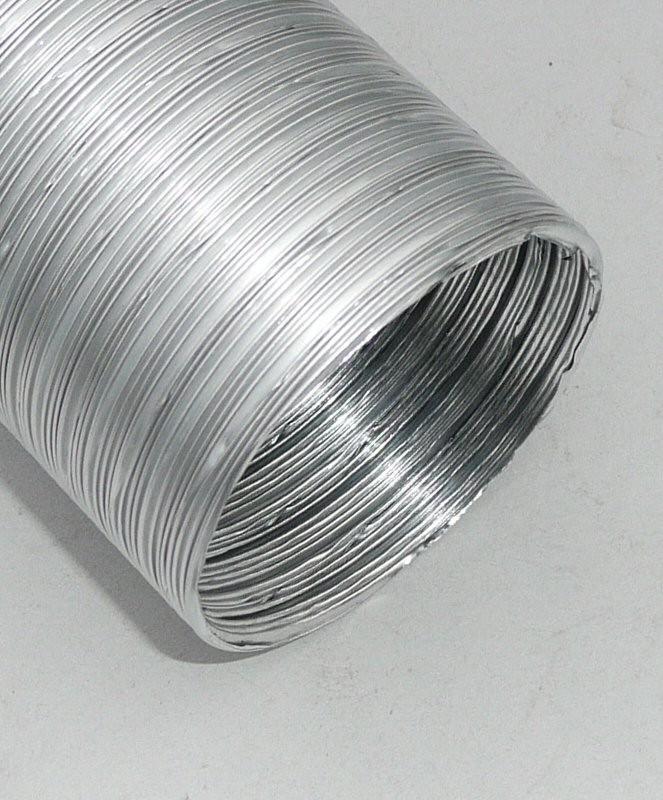 60mm Id 2 3 8 Quot Aluminium Ducting One Metre Car Builder