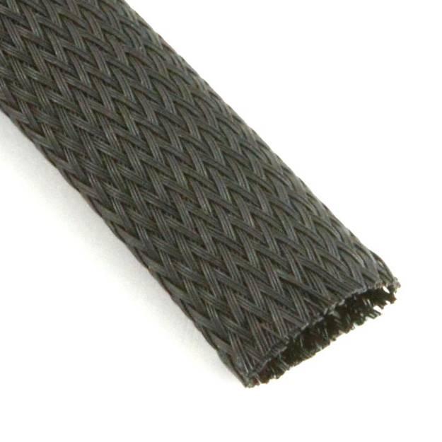 Picture of Schwarze Nylon-Kabelabschirmung 13mm