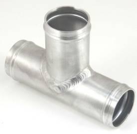 Picture of 38mm Welded Aluminium Tee