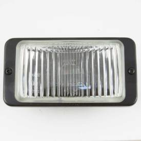 Picture of 143mm x 75mm Rectangular Front Fog Lights Pair