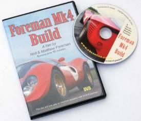Bild von CBS DVD Foreman Mk4 Bauart
