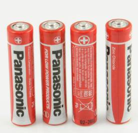 Picture of AAA Triple A Batteries Pack of 4