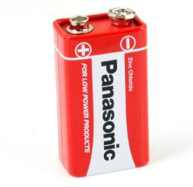 Picture of 9 Volt Battery