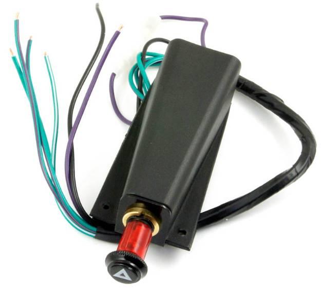 Druck Zug Warnblinkschalter Kit Car, Kit Car Wiring Diagram