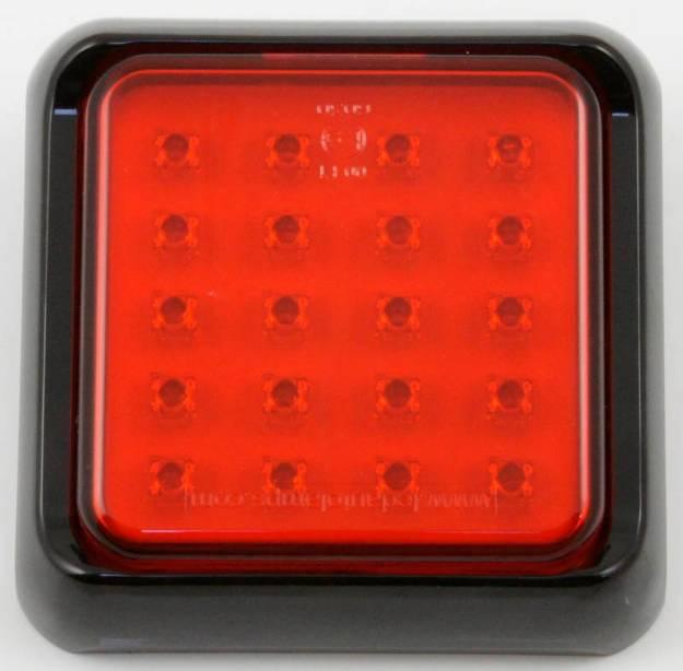 Picture of Quadratische Schlanke LED-Nebelschlussleuchte