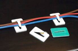 Picture of Self-Adhesive Pad Clips Pack of 50