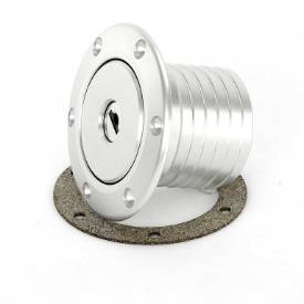 Picture of 82mm Locking Fuel Cap Assembly Satin