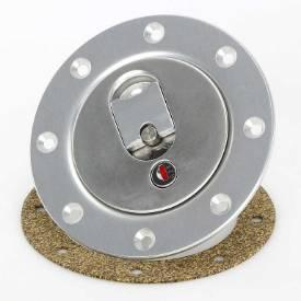 Picture of 120mm Locking Aero Fuel Cap Satin
