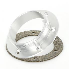 """Bild von 2 3/4 """"16TPI Eloxierter Aluminium-Montageflansch"""