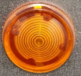 Picture of Plain Bezel Warning Light Amber