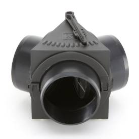 Picture of Y Splitter Vent With Butterfly 3 x 60mm Outlets