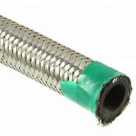 Bild von Stahlummantelter Kraftstoffschlauch 12mm ID