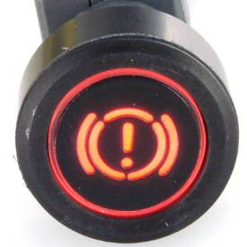 Picture of Black Billet Aluminium Brake Test Switch