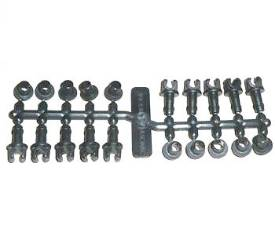 Picture of Push In Brake Pipe Clips Pack of 10