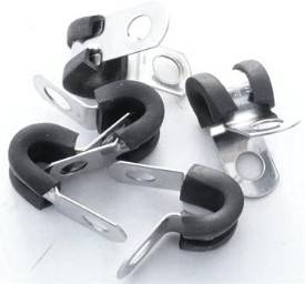 Picture of Stainless Steel P-Clips 5mm Pack of 5