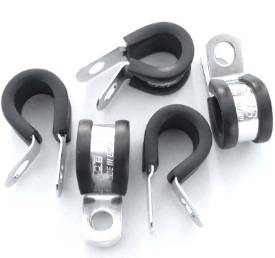Picture of Zinc Plated Steel P-Clips 13mm Pack of 5