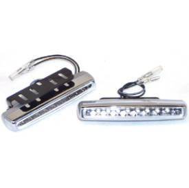 Bild von LED Streifen-Rück/Seitenleuchte Paar