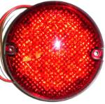 Picture of LED 95mm Nebelschlussleuchte Rotes Glas
