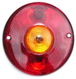 Picture of Bulls Eye Rear Lamps Stop, Tail and Indicator 140mm