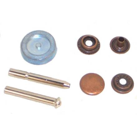 press-stud-kit-bronze-pack-of-12