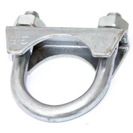 Picture of U Exhaust Clamp 38mm