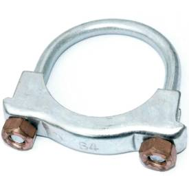 Picture of U Exhaust Clamp 64mm