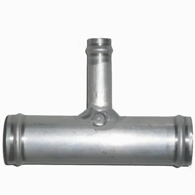 Picture of 32mm Geschweißtes Aluminium-T mit 15mm Ausgang