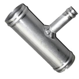 Picture of 38mm Welded Aluminium Tee With 15mm Outlet