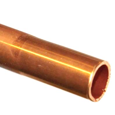 8mm Copper Fuel Line Per Metre
