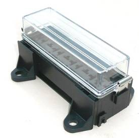 Picture of 4 Way Relay Box 130mm