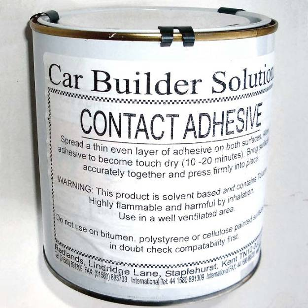 Picture of High Temperature Contact Adhesive 1 Litre