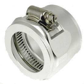 Picture of Hose End Finisher Silver 48.9mm ID